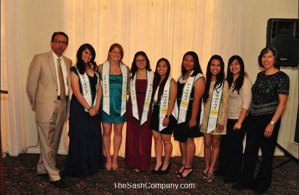 Society of Women Engineers Graduation Stoles