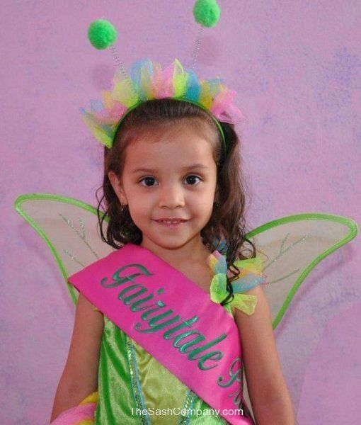 Fairy Costume Sash