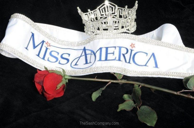 Miss America National Sash