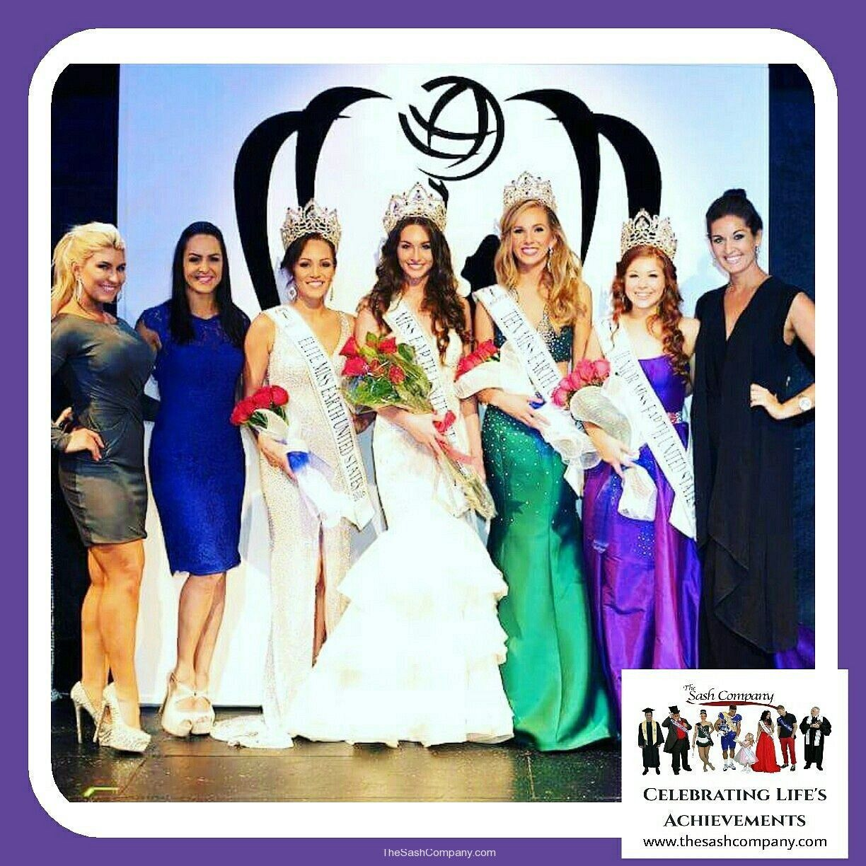 Miss Earth Pageant Queens 2016