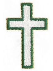 simple cross embroidery