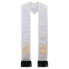 christ_name_symbol_clergy_stole_white_bgrnf