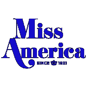 miss-america-logo-tall-blue-1 Official Miss America Sashes - National, State and Local