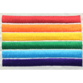 rainbow-clergy-cut-out Premium satin stoles for clergy, minister, priest or pastor