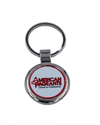 american_pageants_key_chain