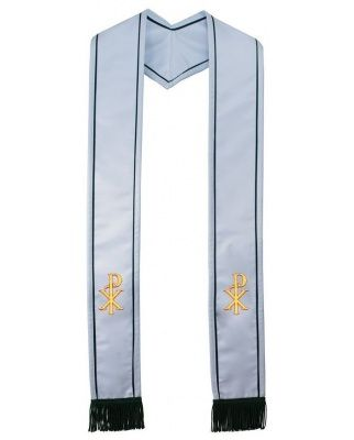 christ_name_symbol_clergy_stole_white_dbgrnf