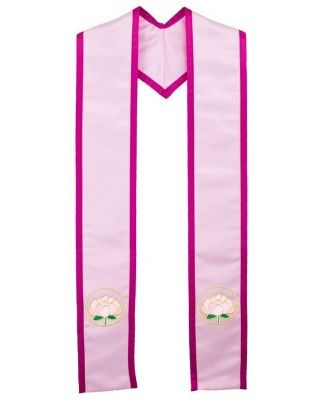 lotus_flower_clergy_stole_pin_wb