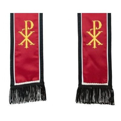christ_name_symbol_clergy_stole_red_dbfajpg