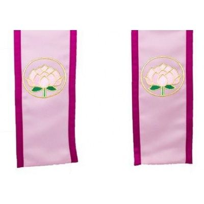 lotus_flower_clergy_stole_pin_wba