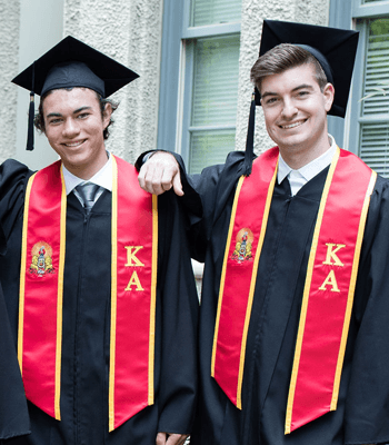 kappa alpha greek grad1