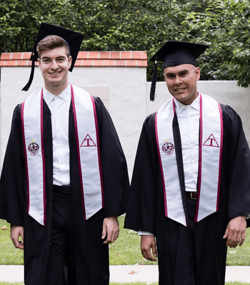 Triangle Fraternity Graduation Stoles Amp Sashes
