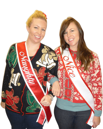 Christmas & Holiday Sashes