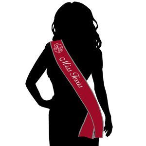 American Beauty state sash