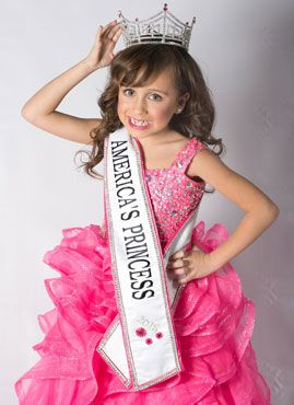 Americas little miss Princess 2015
