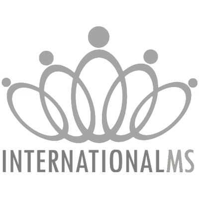 International Ms Logo Grey