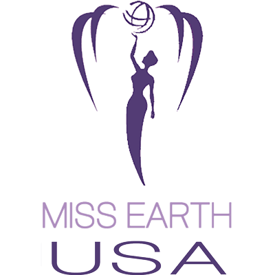 Official Miss Earth logo grey