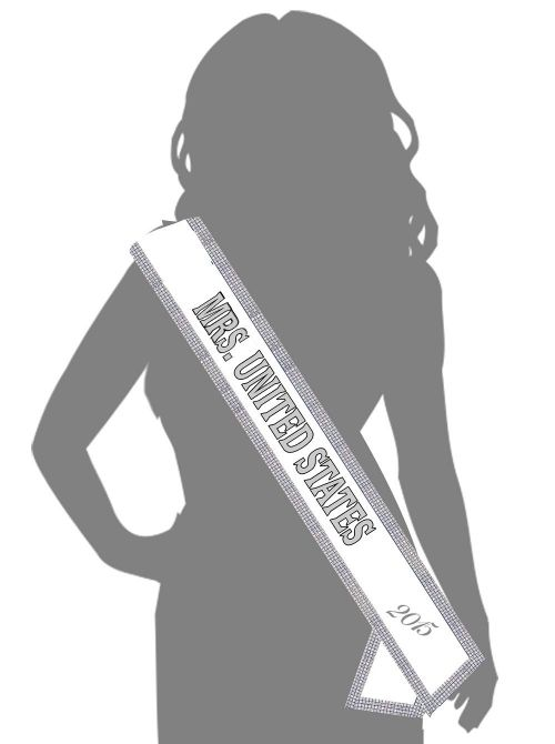 Mrs. United States National Sash