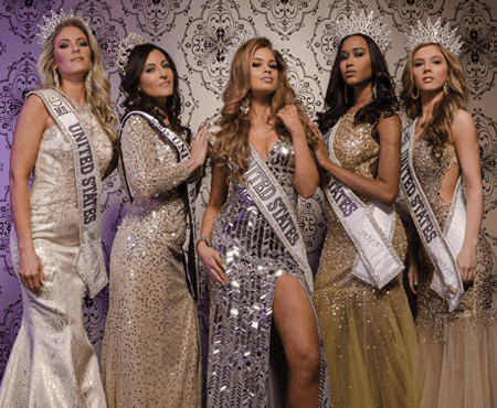 2015 Miss United States National Winnersedit
