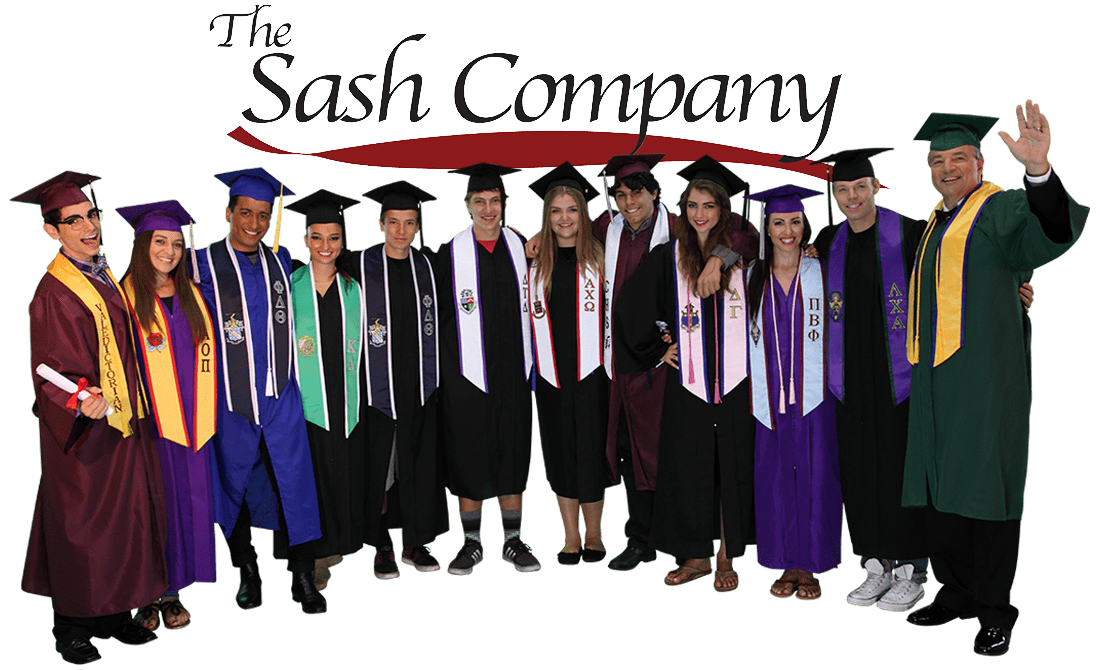 Full-Grad-Homepage Pageant & Corporate Event Sash & Stole | The Sash Company