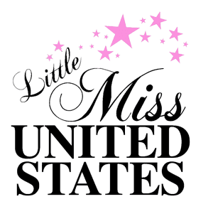 Little Miss Logo for sashes