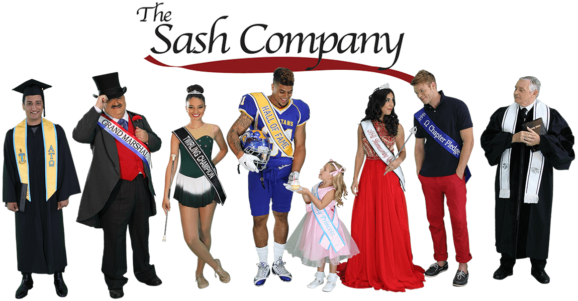 The Sash Company: Custom Sashes & Stoles for All of Life's Achievements